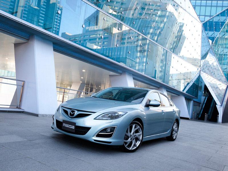 Mazda 6 – выбираем надежность и элегантность